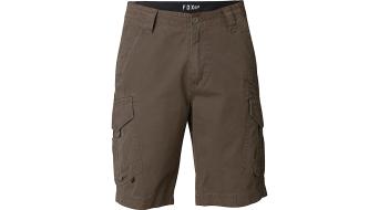 Fox Slambozo Cargo pantalón corto(-a) Caballeros-pantalón Shorts tamaño 30 charcoal