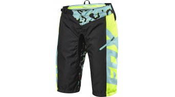 FOX Demo Race pantalone corto da donna- pantalone shorts (senza fondello) mis. XL miami green