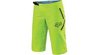 Fox Freeride pantalón corto(-a) Señoras-pantalón Shorts (sin acolchado) tamaño L flo amarillo