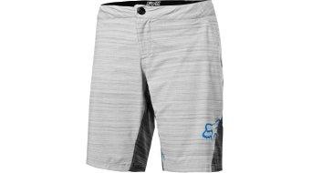 Fox Lynx Hose kurz Damen-Hose Shorts (Evo -Sitzpolster) Gr. L blue/grey