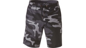 Fox Camo Volley Hose kurz Herren-Hose Shorts black
