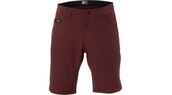 FOX Machete pantaloni corti da uomo Tech shorts . cranberry