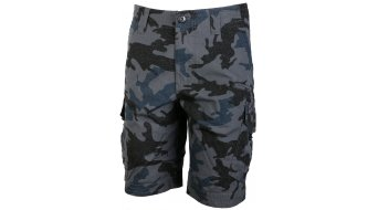FOX Slambozo Camo Cargo nadrág rövid férfi-nadrág nadrág black camo