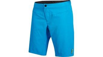 Fox Ripley pantalón corto(-a) Señoras-pantalón Shorts (Evo-acolchado) tamaño M cyan