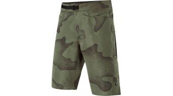 Fox Ranger Cargo Camo MTB-Shorts Hose kurz Herren (EVO-Sitzpolster) green camo