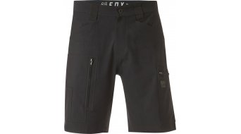 FOX Redplate Tech Cargo shorts broek kort heren black
