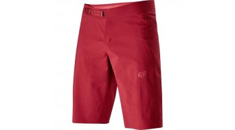 FOX Rawtec MTB-Short broek kort heren red
