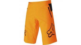 Fox Defend Kinder MTB-Short Hose kurz Gr. 26 atomic orange