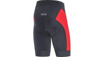 Gore C3 Tights pant short men (Active Comfort- seat pads) size M black/red