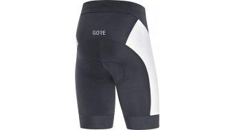 Gore C3 Tights pant short men (Active Comfort- seat pads) size XL black/white