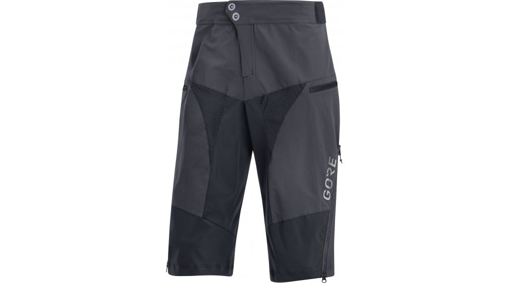GORE C5 All Mountain Shorts 裤装 短 男士 型号 XL terra grey/black