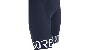 GORE C5 Optiline Bib Shorts 裤装 短 男士 (Advanced Road-臀部垫层) 型号 XL orbit blue/white
