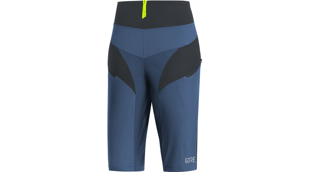 Gore WEAR C5 Womens Trail Light Shorts deep Water Blue//Black XS