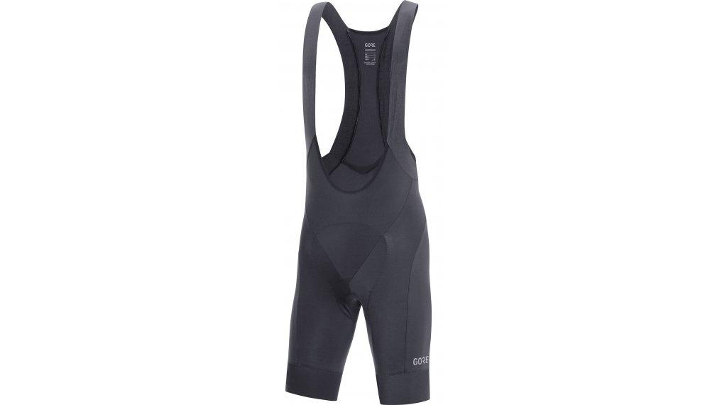 GORE Wear C5 Optiline culote con tirantes corto(-a) Caballeros (Advanced Road-acolchado) tamaño M negro