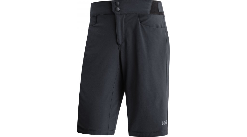 GORE Wear Passion pantalón corto(-a) Señoras tamaño XXS (34) negro