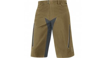 GORE Bike Wear Alp-X broek kort herenbroek MTB shorts + (Contest per Men-zeem) maat S olive