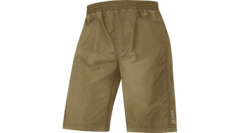GORE Bike Wear Countdown 2.0 Tour Hose kurz Herren-Hose MTB Shorts+ (Element Men-Sitzpolster) Gr. S olive