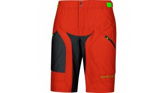 GORE Bike Wear Power Trail pantalón corto(-a) Caballeros-pantalón MTB Shorts+ (Power Trail Caballeros-acolchado)