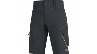 Gore C3 Trail shorts broek kort heren maat S black