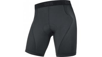 Gore C3 base layer- shorts pant short men (Active Various- seat pads) black