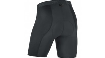Gore C5 base layer-Tights pant short men (Advanced Trail- seat pads) size S black