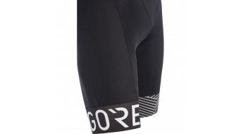 GORE C5 Optiline Bib Shorts 裤装 短 男士 (Advanced Road-臀部垫层) 型号 S black/white