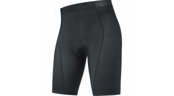 Gore C5 inferiore zieh-Tights Pantaloni corti da donna (Advanced Trail-fondello) . black