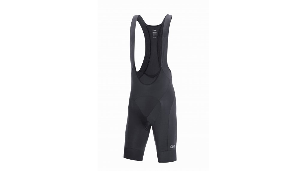 GORE C5 Optiline Bib Shorts 裤装 短 男士 (Advanced Road-臀部垫层) 型号 S black