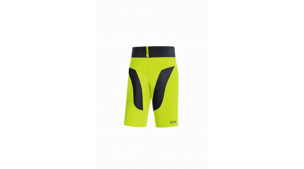 GORE C5 Trail Light Shorts 裤装 短 男士 型号S citrus green/black