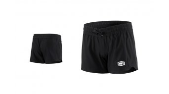 100% Draft Athletic bike pant short ladies black