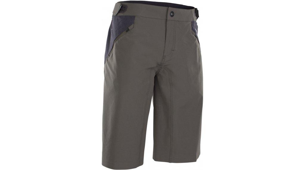 ION Traze AMP long Shorts Hose kurz Herren Gr. L long (102) root brown
