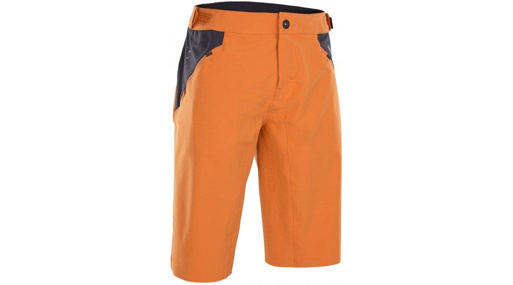 ION Traze AMP long Shorts Hose kurz Herren Gr. L long (102) riot orange