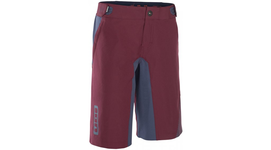 ION Traze AMP WMS Bike Shorts Hose kurz Damen Gr. L (40) vinaceous