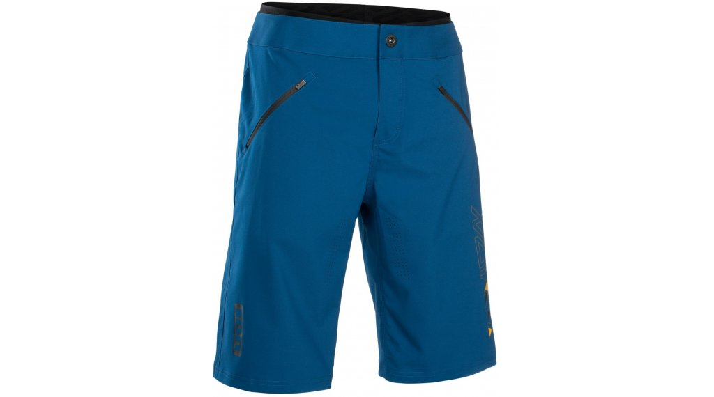 ION Traze Plus Bike-Shorts 裤装 短 男士 型号 S (30) ocean blue