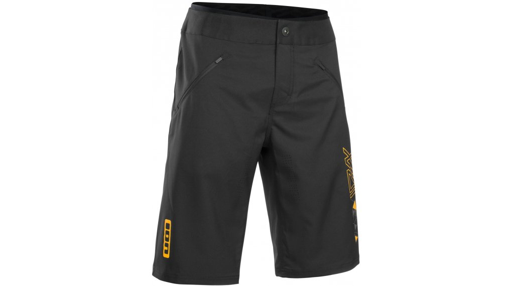 ION Traze Plus Bike-Shorts 裤装 短 男士 型号 S (30) black