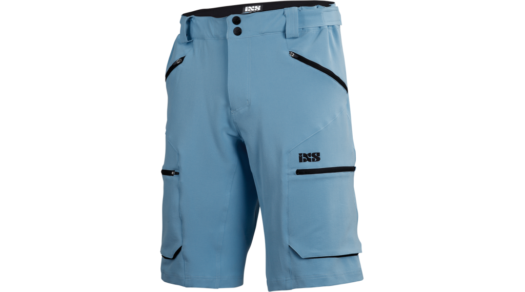 iXS Tema 6.1 Hose kurz Gr. XXL brisk blue Mod. 2019