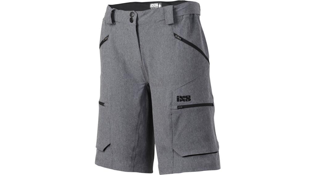 iXS Tema 6.1 Hose kurz Damen-Shorts Gr. 40 graphite Mod. 2019