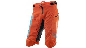 Leatt DBX 4.0 pantalón corto(-a) tamaño L naranja/teal Mod. 2018