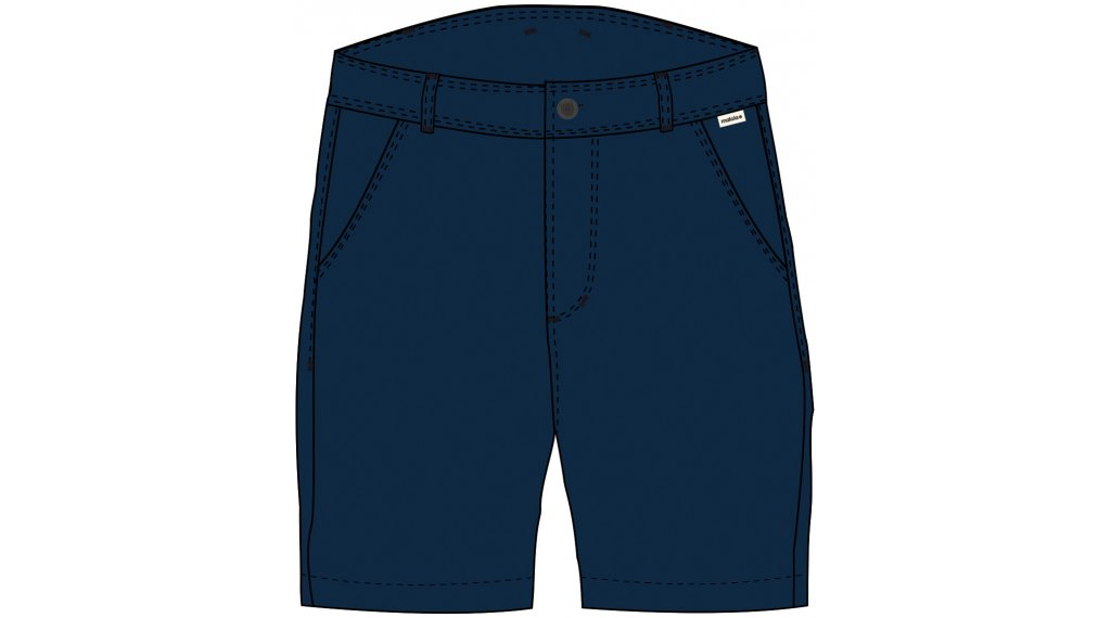Maloja GervasM. Shorts 裤装 短 男士 型号 M night sky- MUSTERKOLLEKTION