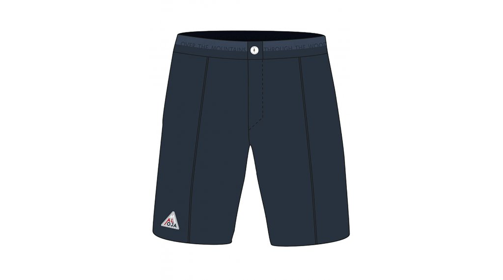 Maloja MirioM. Multisport Shorts Hose kurz Herren Gr. M mountain lake