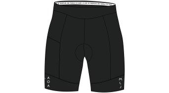 Maloja BarlaminaM. 1/2 Shorts pantalón corto(-a) Señoras (Liberty-acolchado)