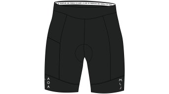 Maloja BarlaminaM. 1/2 shorts pantalon court femmes (Liberty-rembourrage) taille