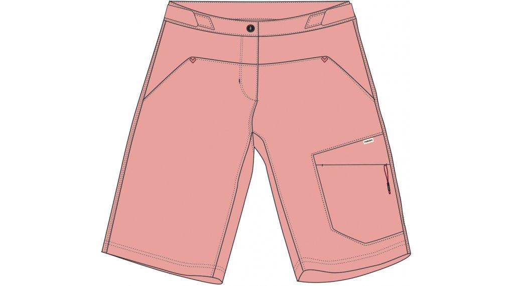 Maloja CardaminaM. Shorts Hose kurz Damen Gr. M lotus