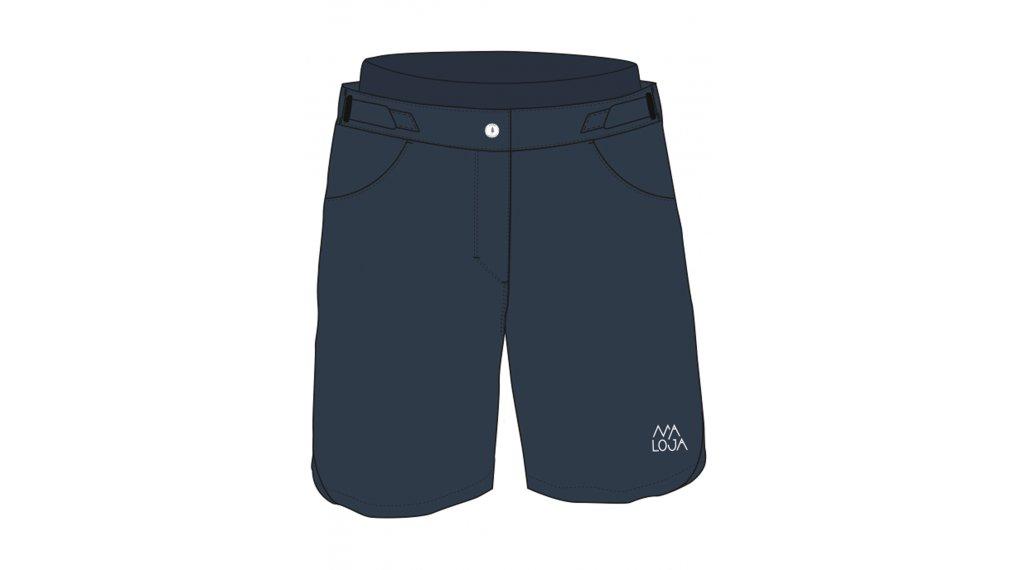 maloja liviam hose kurz damen hose mtb shorts g nstig kaufen. Black Bedroom Furniture Sets. Home Design Ideas