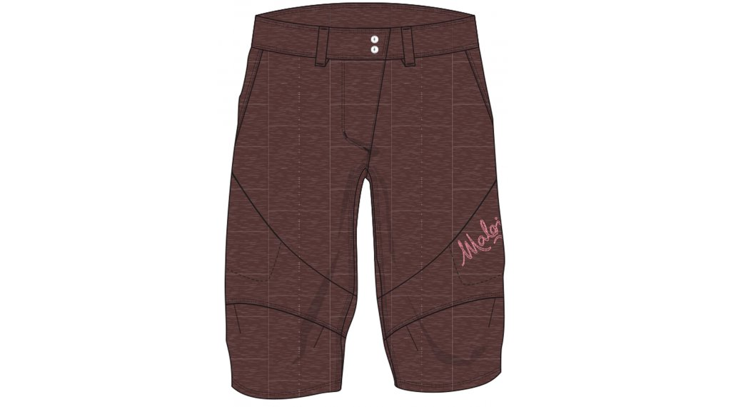 maloja meram hose kurz damen hose mtb shorts g nstig kaufen. Black Bedroom Furniture Sets. Home Design Ideas