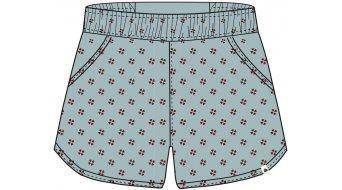 Maloja RodaM. Knitted Running Shorts Hose kurz Damen Gr. M clif clover - SAMPLE