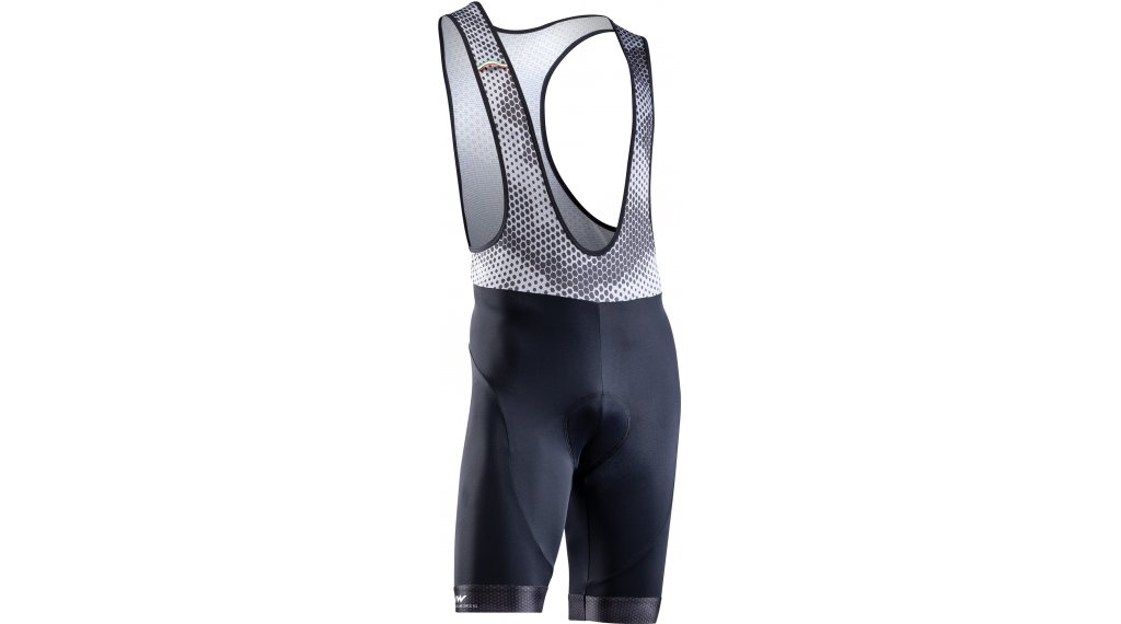Northwave Origin Bib Short 裤装 短 男士 (K110-臀部垫层) 型号 XXL black