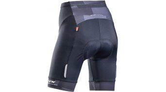 Northwave Origin 裤装 短 女士 (K110W-臀部垫层) 型号 L black/grey