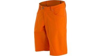 Pearl Izumi Canyon broek herenbroek MTB shorts (Tour 3D-zeem) red orange