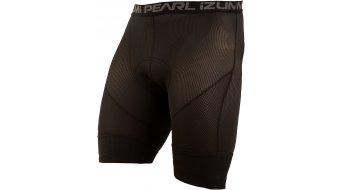Pearl Izumi 1:1 Liner Shorts pantalón corto(-a) Caballeros (MTB 3D-acolchado) negro